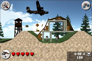 Angry World War 2 HD