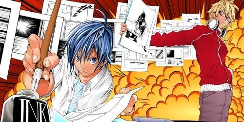Bakuman: mangá pode ser finalizado
