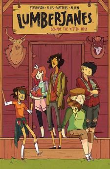Lumberjanes by Shannon Watters,  Noelle Stevenson, Grace Ellis and Brooke Allen