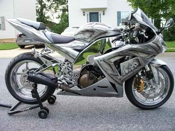 Kawasaki Zx10R Ninja Wallpaper