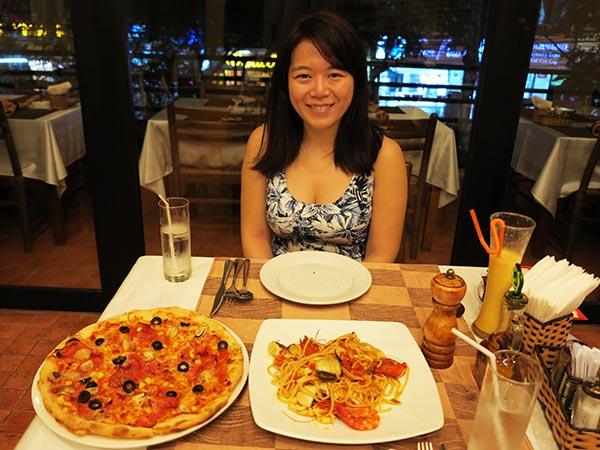 Italian Restaurant in Vietnam