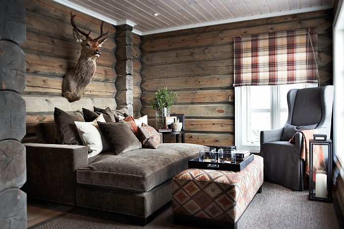 Chic ski lodge for Ski cottage