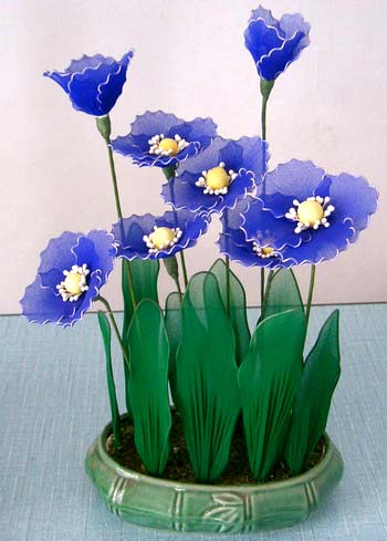 Innovative Handicrafts Different Types Of Flower Making