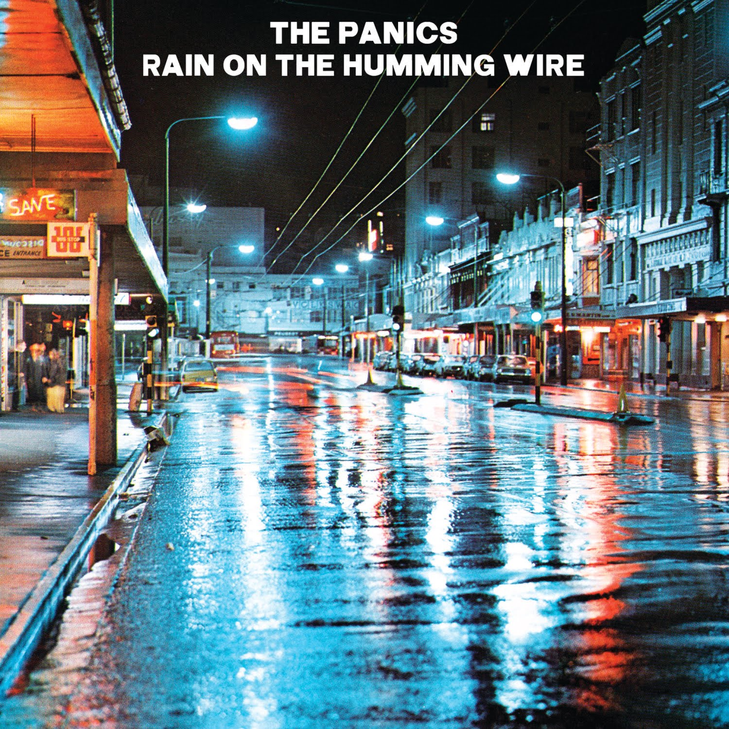Album Review: The Panics - Rain on the Humming Wire - mel in the ...