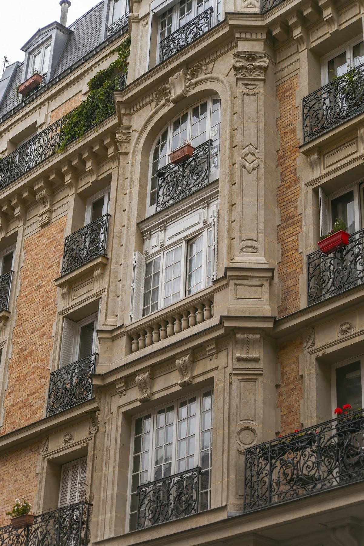 Архитектура Парижа