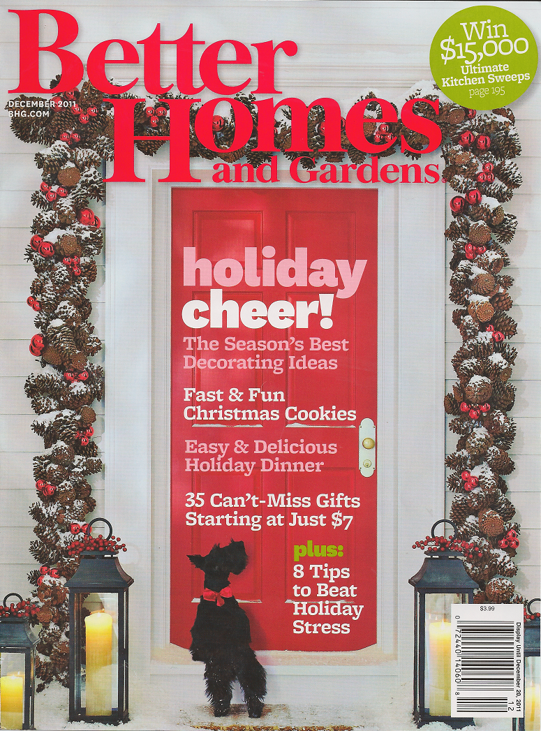 Better homes and gardens christmas decorating ideas - Better Homes And Gardens Holiday Floral Arranging