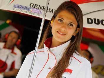Sexy Paddock Girls MotoGP