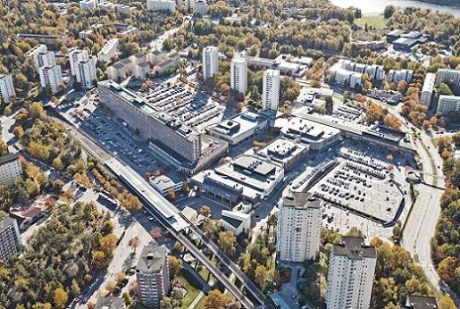Urban networks la soluci n n rdica nuevas ciudades en el for Ciudad jardin granada
