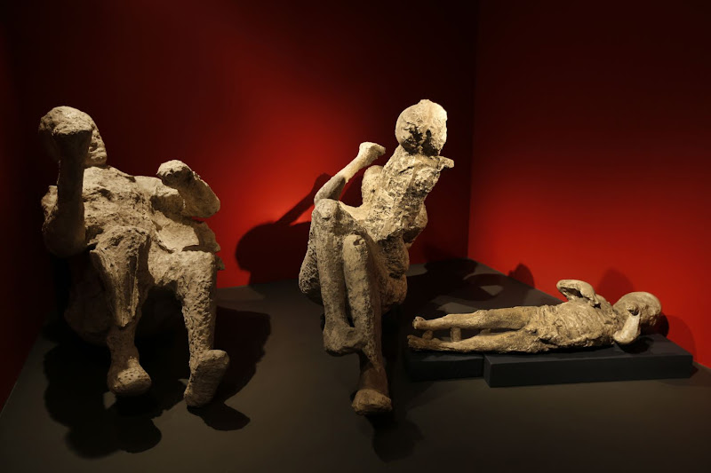 Pompeii exhibition brings doomed town to life