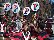 UPenn and Penn Band and Lady Gaga