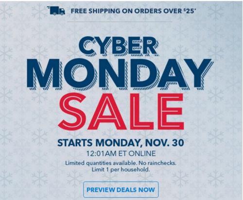 Best Buy Cyber Monday Sale Preview