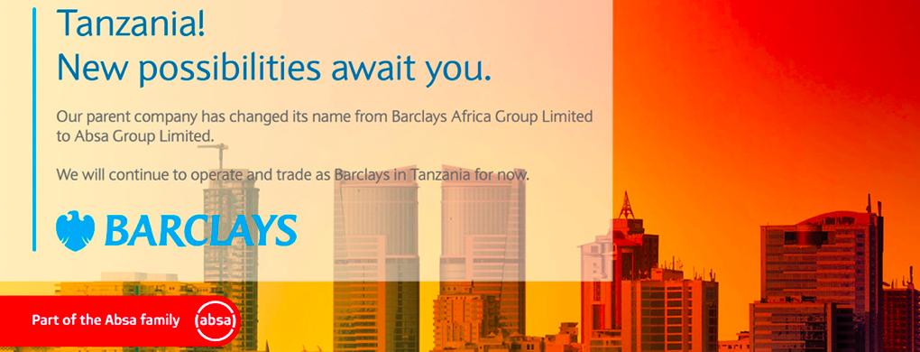 Barclays Rebranding
