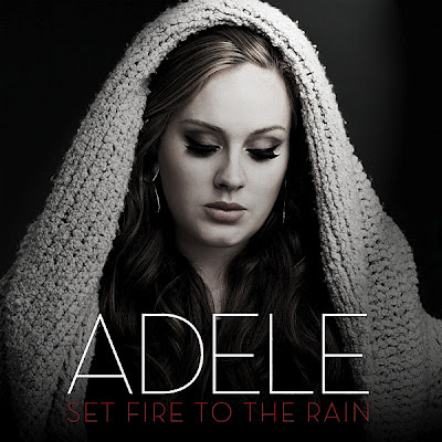 Adele - Set Fire To The Rain Lirik dan Video