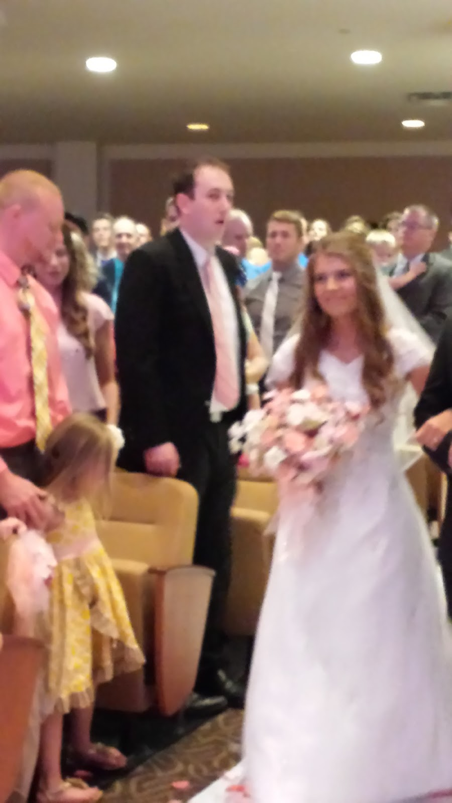 Michaella and brandon wedding