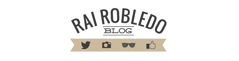 Rai Robledo Blog