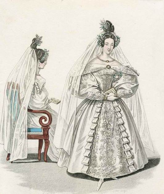Victorian Era Wedding Dresses 81 Stunning The Puzzle of the