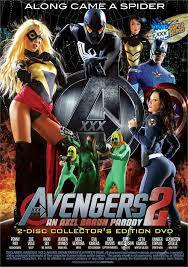 18+ Avengers XXX: A Porn Parody (2012) English 300MB HDRip 480p Download