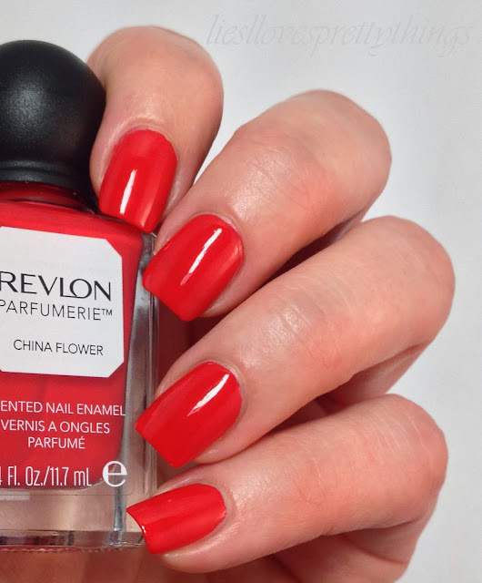 Revlon Parfumerie China Flower swatch and review