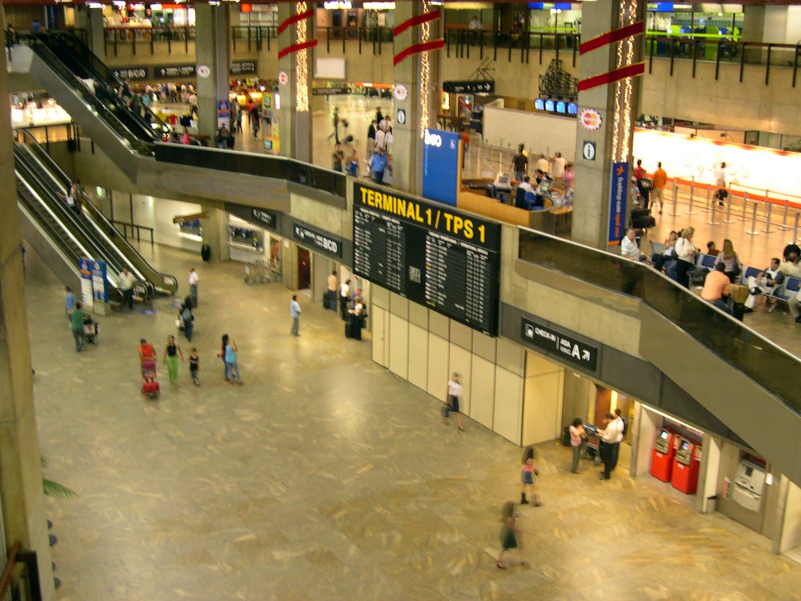 Aeroporto Guarulhos : De turista a viajante transfer porto e aeroporto