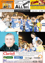 REVISTA EL HINCHA DE ALL BOYS JUNIO 2011