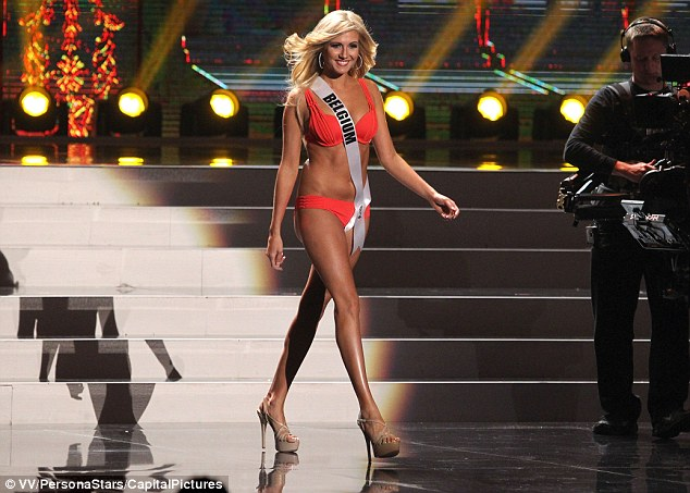 Miss Belgium 2013, Noemie Happart - Photos - Miss Universe 2013 ...