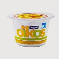 My happy kitchen test: Danone Oikos