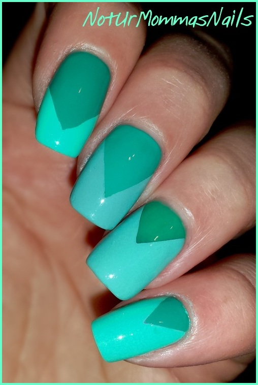 China Glaze Chevron