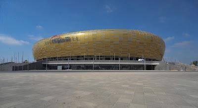stadion PGE arena gdansk euro 2012