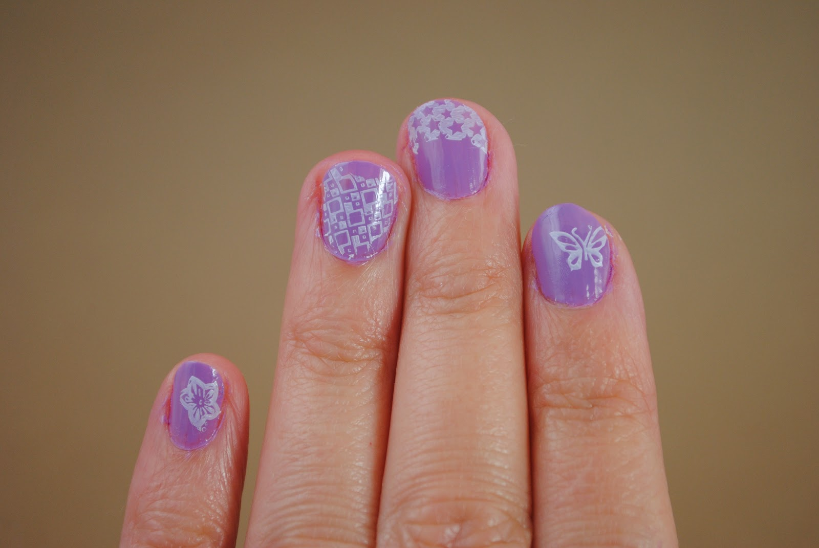 Dana Evans Studio Blog: Nail Stamp Etching- My 15 Minutes of Fame