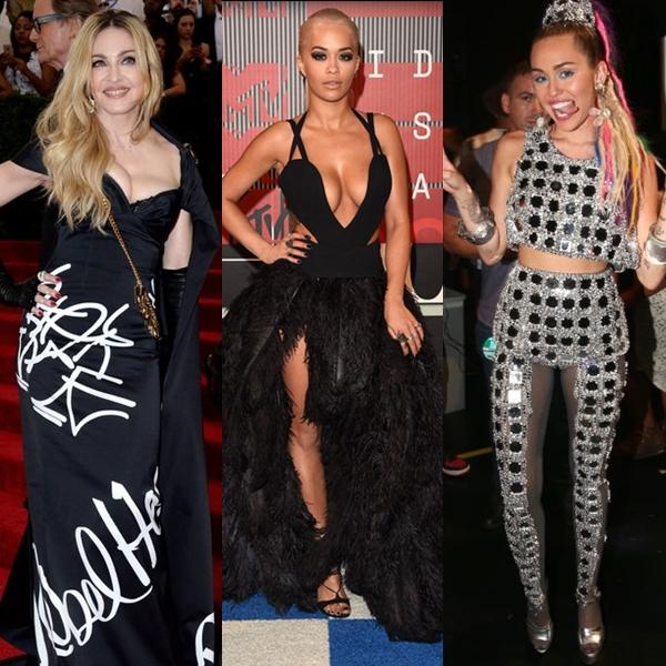 Rita Ora comparó a Miley Cyrus con Madonna