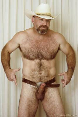 Hot cowboys | bear daddy gay