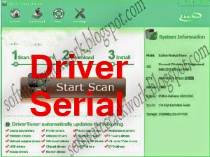 Driver Tuner License Key Free Download