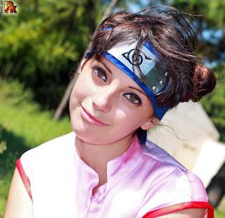 Kumpulan Foto Dan Gambar Cosplayer Wanita Paling Cantik Anime NARUTO