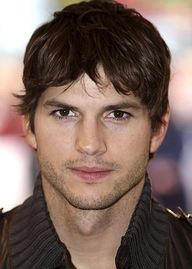Ashton Kutcher Replaces Sheen on 'Two and a Half Men': Movie ... Ashton Kutcher