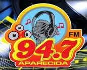 ouvir a Rádio Aparecida FM 94,7 Lagarto SE