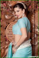 Sunny Leone Posing nude in India