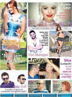 Revista PALOMA - 24 Gusht 2013