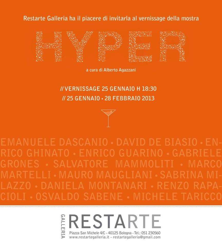 Ghinato Enrico: Guardia Lombardi On The Art: Hyper