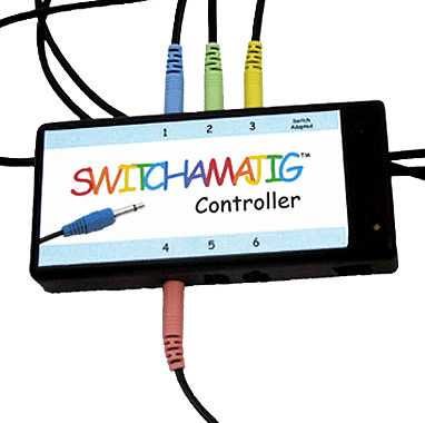 Switchamajig switch interface.