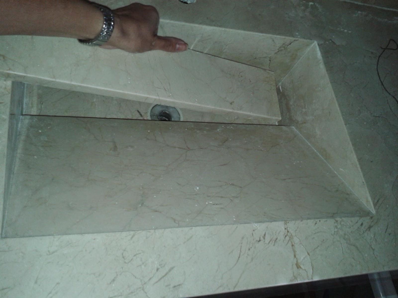 Pia de banheiro esculpida na pedra obtenha for Informacion sobre el granito