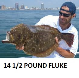 Once Upon A Summer Flounder
