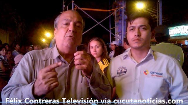 convocatoria-gran-concentracion-de-uribistas-este-viernes-02Oct2015-en-el teatro-avenida-de-cucuta-felixcontrerastelevision