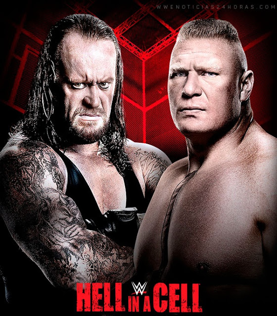 wwe, hell in a cell, hiac, matches, results, photos, images, video, undertaker, brock lesnar, brutal, 25 October, 2015, staples center, los angeles, california, wrestling, wrestlers, ppv, main event,