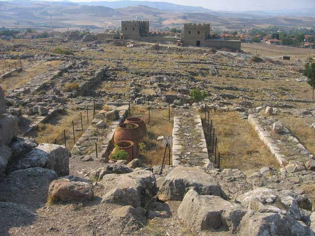 The Hittite Capital of Hattusha