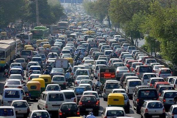 jumbo traffic jams