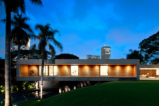 Loveisspeed casa gr cia by isay weinfeld Architecture nature