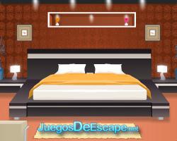 solucion juego Bed Room Escape
