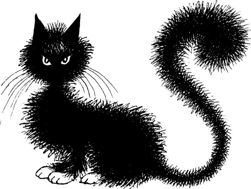 Les chats d 39 hemera les chats d 39 albert dubout - Dessin chat rigolo ...