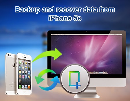 backup data from iphone5s