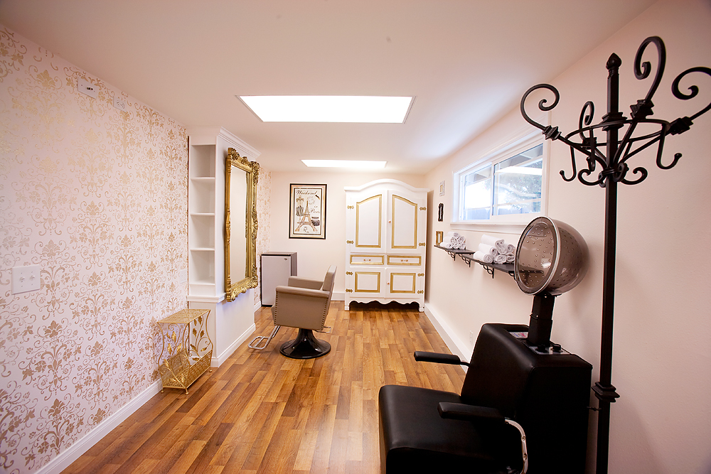 Noted Home: a decorating notebook: diy dream salon